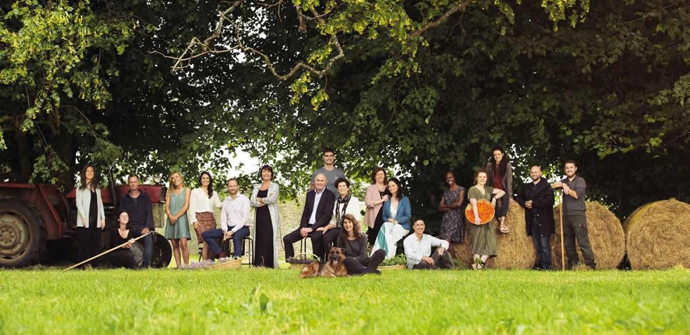 Shanbally House & Gardens Team