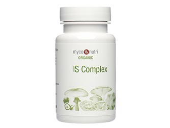IS Complex Organic 60 caps